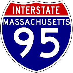 I-95 Massachusetts shield image from Shields Up!