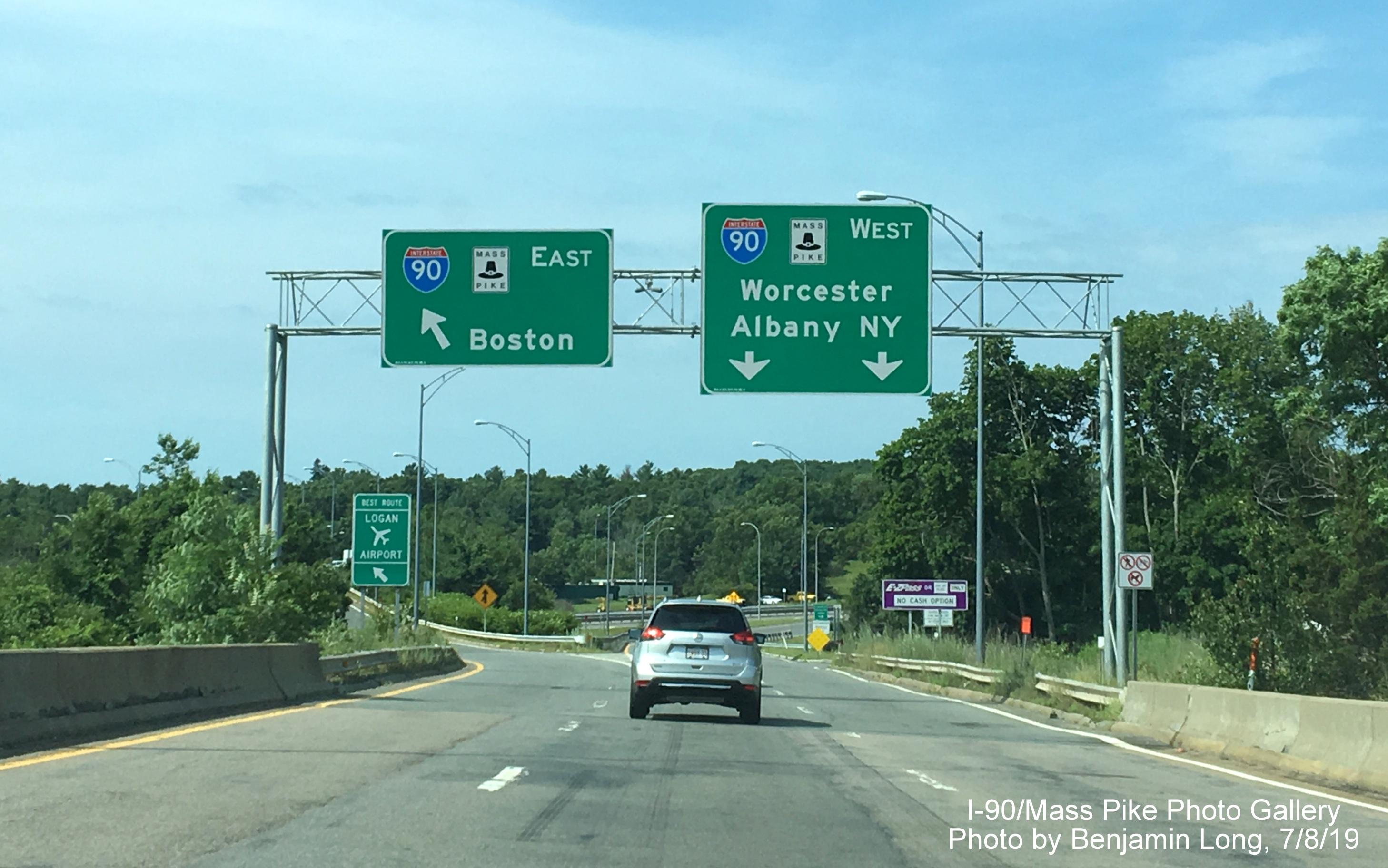 I-90/Mass Pike Photo Gallery