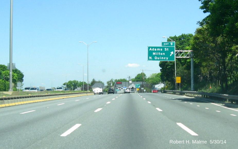 I-93 in Massachusetts Photo Gallery