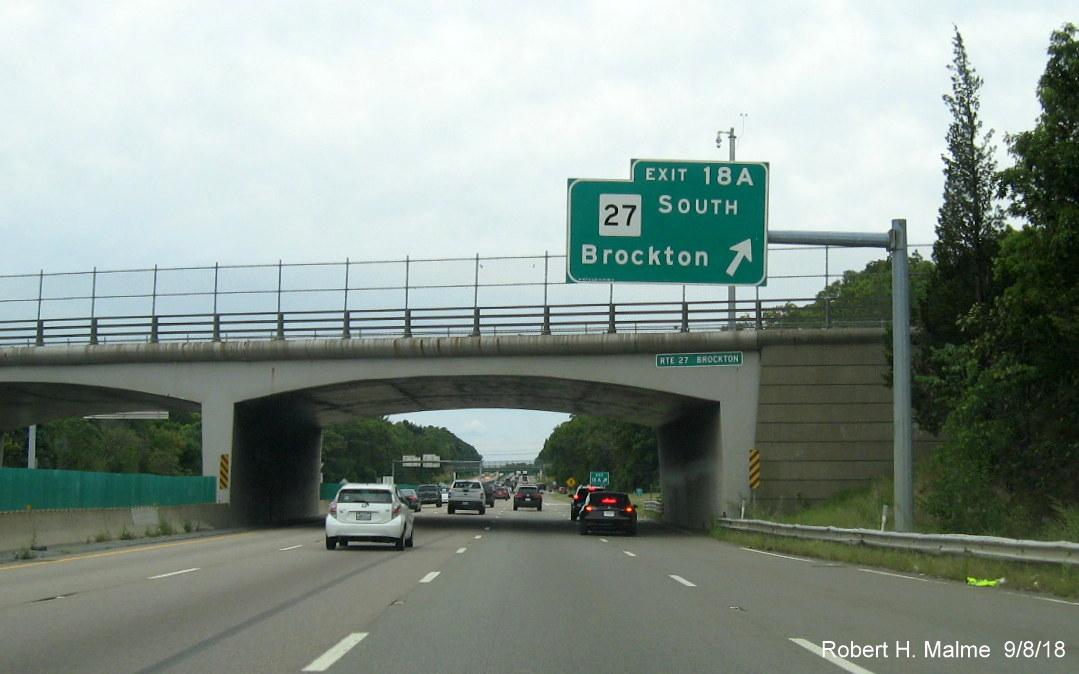 Massachusetts Route 24 Photo Gallery