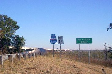 I 140 wilmington bypass photo of begin east i 140 sign approaching dan cameron bridge in nov 2007 sciox Gallery