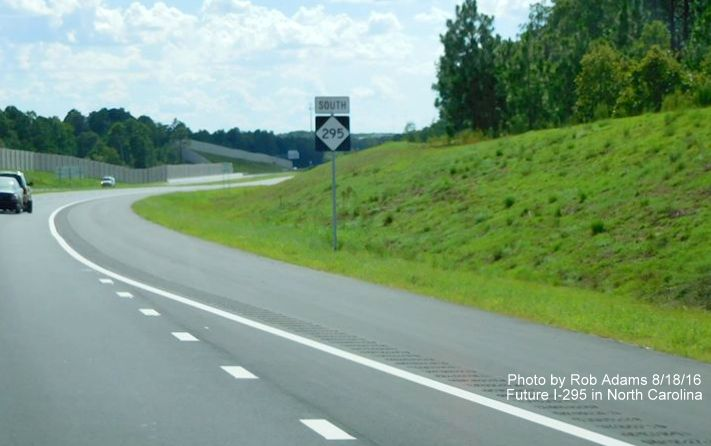 I 295 Fayetteville Outer Loop