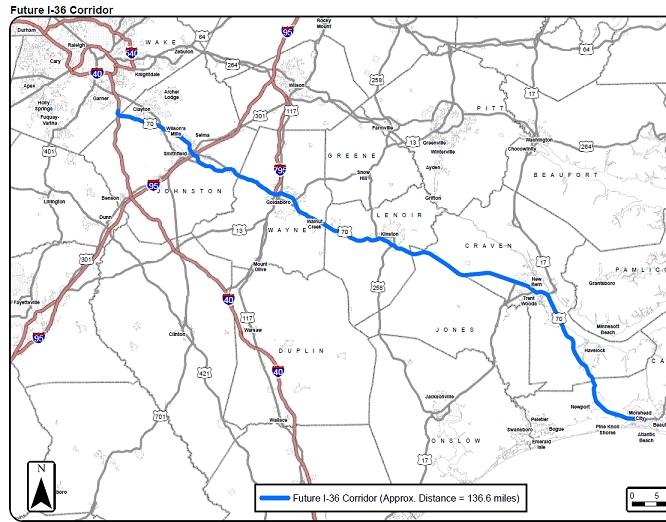 Future I-42 in North Carolina on tdot state map, n.c. division map, caltrans state map, nc state map, england map latitude and longitude map, indot state map, txdot state map,